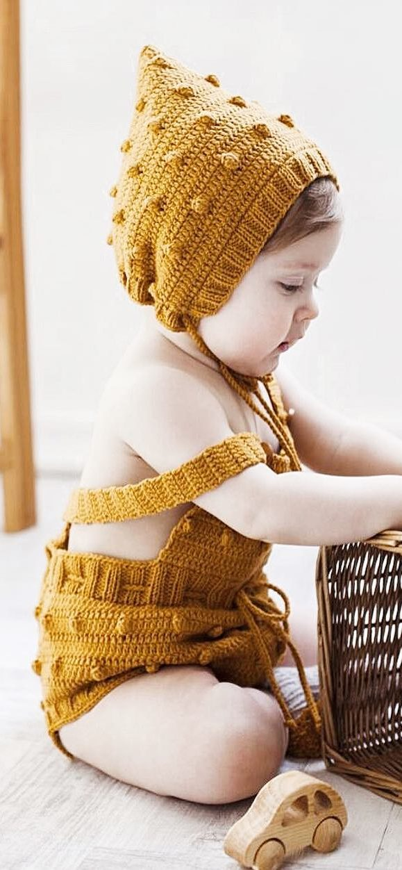 35-free-precious-crochet-newborn-dress-patterns-2019