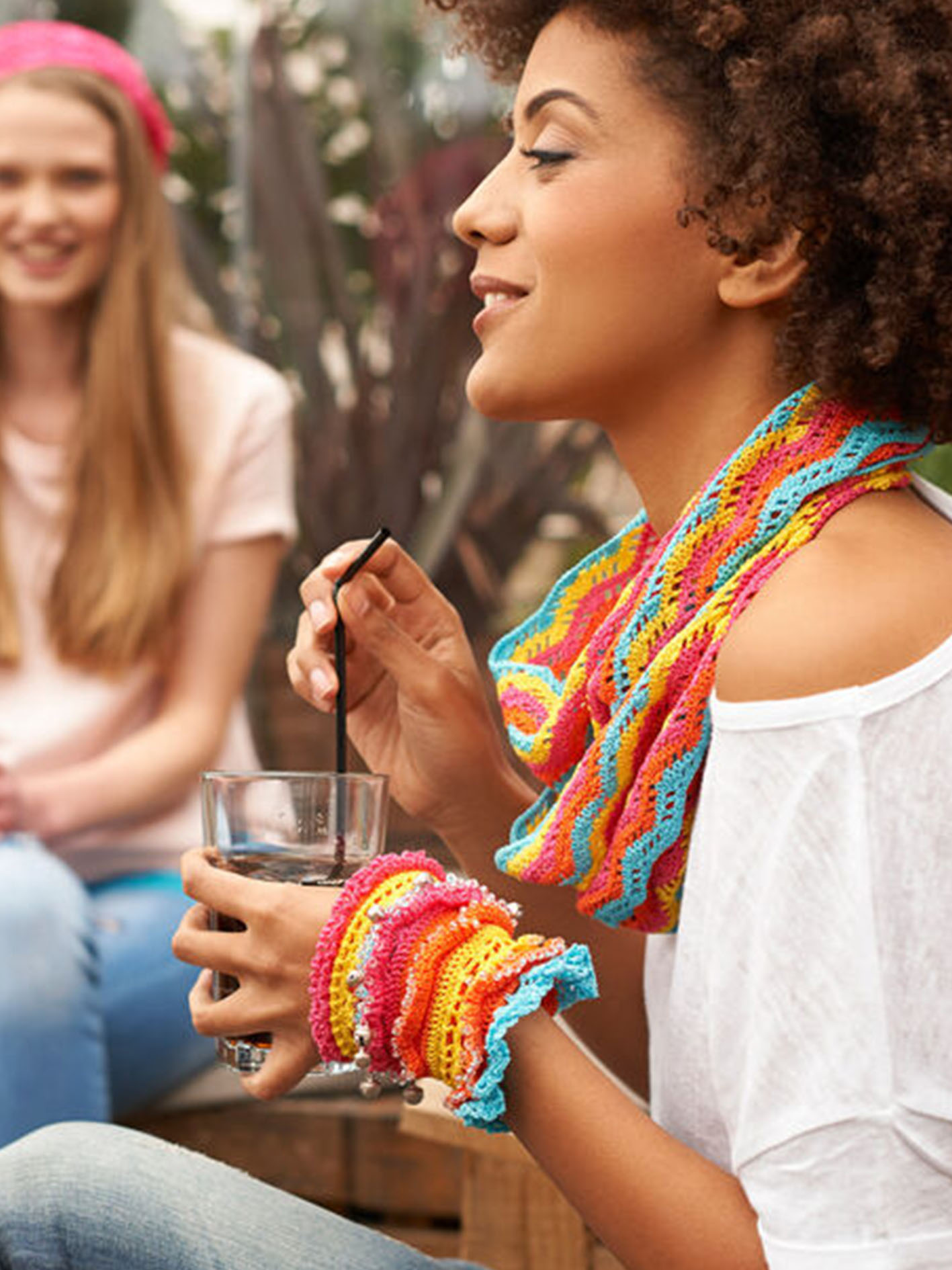 20-free-summer-flower-crochet-bracelet-pattern-new-2019
